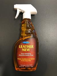 Leather New 473 ml